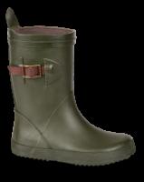 Bisgaard børnegummistøvle armygrøn 92004999