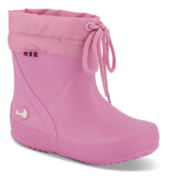 Viking Børne gummistøvle Pink 1-16000