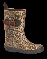 Bisgaard barnegummistøvel leopard 92004999