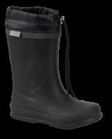 KOOL børnegummistøvle med varmt for sort