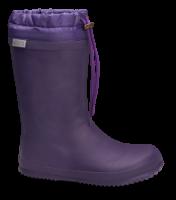 KOOL børnegummistøvle med varmt for lilla 8428500772