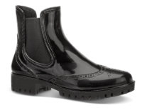 Buffalo gummistøvle sort PTH-0035