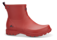 Viking damegummistøvle rød 1-34100 Noble