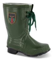 Sanita gummistøvle grøn 538665