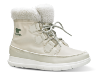 Sorel damestøvle beige NL3040