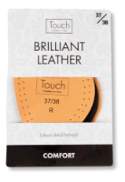 Touch Brilliant Leather sål