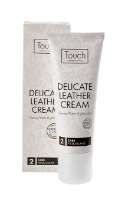 Touch Del.Leath.Cream - Sort