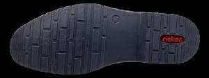 Rieker herreloafer blå 16581-14