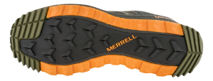 Merrell Kraftig herresko Grøn M135305