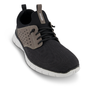 Rieker herresneaker sort /grå B4867-00
