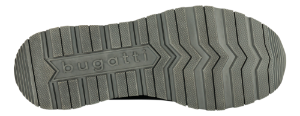 Bugatti Kraftig herresko Sort 331819051000