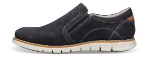 Odiin herreloafer navy