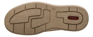 Rieker herreloafer brun 17376-25