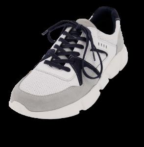 Odiin herresneaker hvit/navy