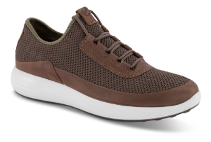 ECCO herresneaker brun 460674 SOFT 7 RU
