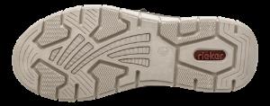 Rieker herresneaker grå/sort B8764-43