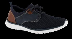 Rieker herresneaker navy B8751-14