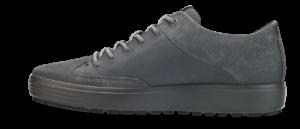 ECCO herresneaker grå 450104 SOFT 7 LU