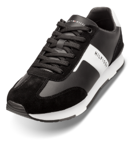 Tommy Hilfiger sneaker sort FM0FM02142