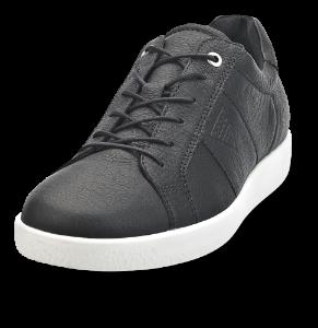ECCO herresneaker sort 400634 SOFT 1 ME