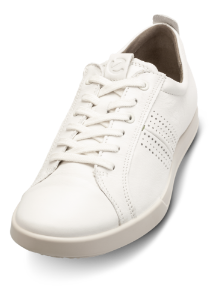 ECCO herre-sneaker hvit 536204 COLLIN 2.
