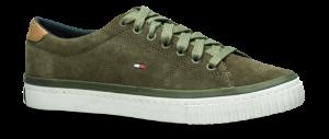 Tommy Hilfiger sneaker oliven FM0FM02375