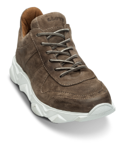Lloyd herre-sneaker brun 29-502