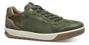 ECCO herre-sneaker grønn 501804 BYWAY TRE