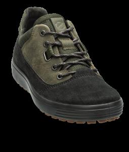 ECCO herre-sneaker oliven 450254 SOFT 7 TR