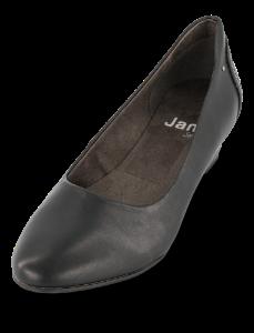 Jana Softline damepump sort 8-8-22366-21