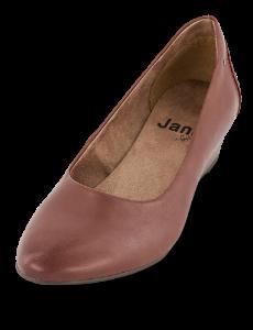 Jana Softline Damepump Brun 8-8-22366-25