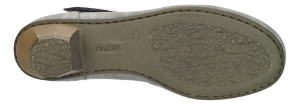 Rieker damepump grå 41784-41