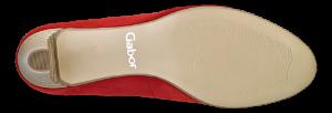Gabor damestilet rød 8520035