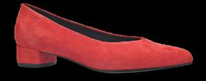 Vagabond damepump rød 4605-040