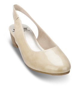 Jana Softline damepumps beige 8-8-29561-22