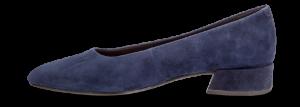 Vagabond damepump mørkeblå 4708-040