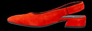 Vagabond damepump oransje 4708-140