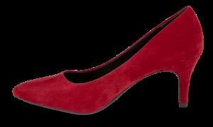 Marco Tozzi dame-pumps rød 2-2-22452-33