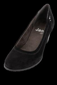 Jana Softline Damepump Sort 8-8-22461-25
