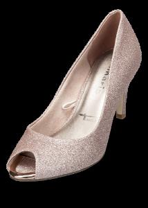 Tamaris damepumps rosa 1-1-29302-22