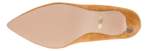 Caprice damepumps gul 9-9-22412-23