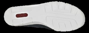 Rieker Damesko mørkeblå 537G7-14