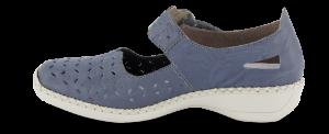 Rieker damesko blå 41377-12