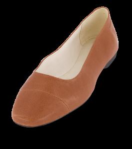 Vagabond ballerina cognac Maddie 4704-301