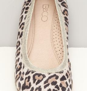 B&CO damesko leopard