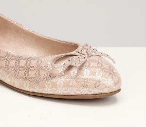 B&CO dame-ballerina rosa