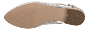 Caprice damesko grå snake 9-9-29400-22