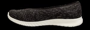 Skechers damesko sort 23635