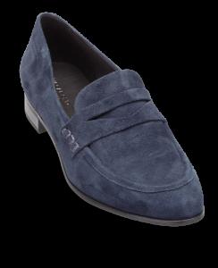 Vagabond dameloafer mørkeblå 4706-140