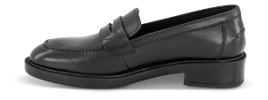 B&CO loafer sort 2411101710